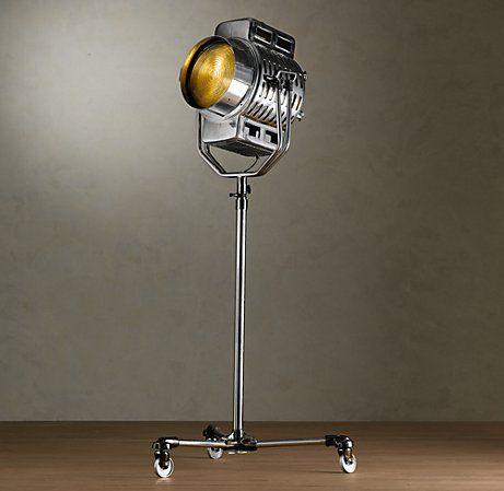 1940s hollywood studio floor lampstoration hardwaremeday 1940s hollywood studio floor lamp mozeypictures Images
