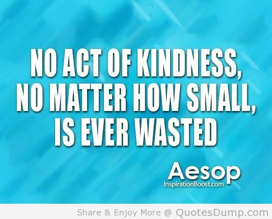 Kindness Quotes Famous People Sayings Quotesdump Kindness