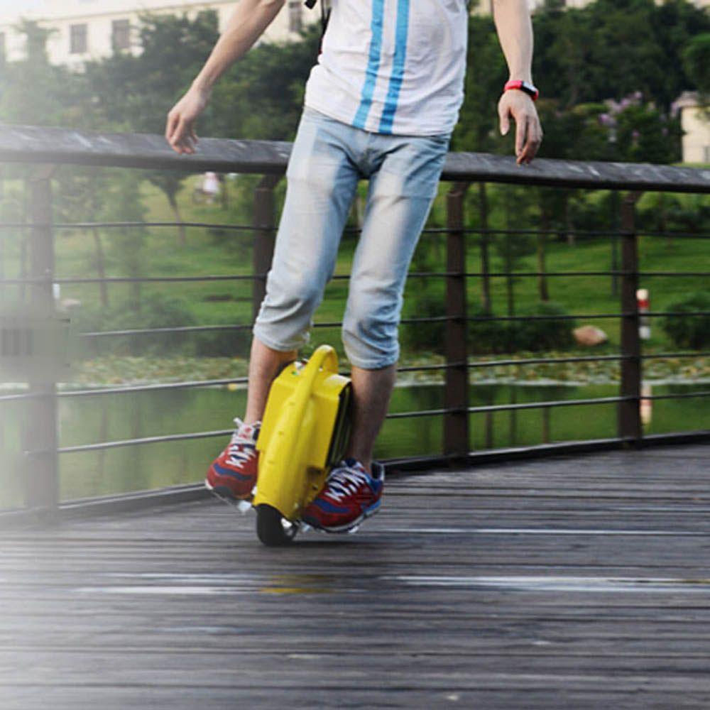 Smart Electric Unicycle Scooter Outdoor Self Balancing Single Wheel Scooter Sports Intelligent Balance Car Wheelbarrow Monowheel Skateboard With Led Us 199 99 Smart Balance Wheel Unicycle Scooter