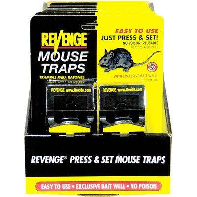 Revenge Press Set Mouse Trap Continue To The Product At The Image Link This Is An Affiliate Link Gardeningpest Mouse Traps Revenge Garden Pest Control