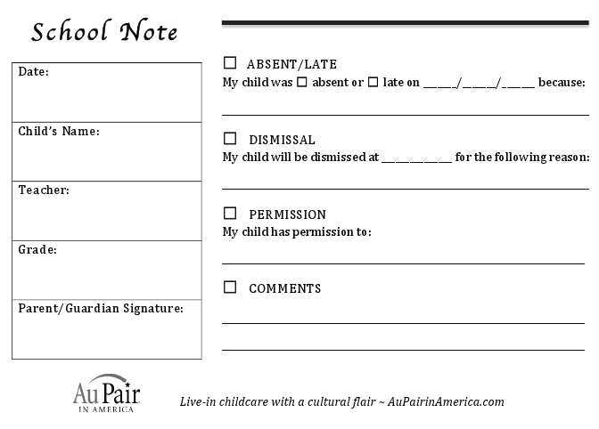 Free printable .pdf fill-in-the blank school notes for ...