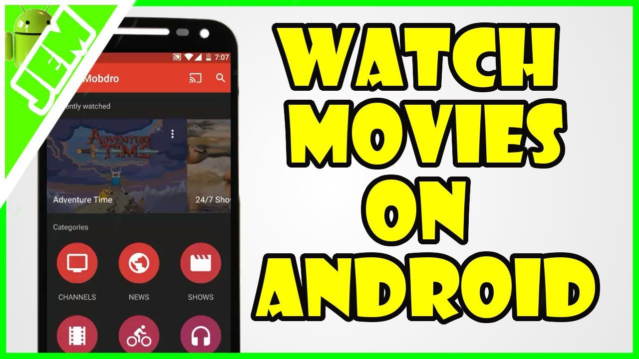 best free android movie apps 2017