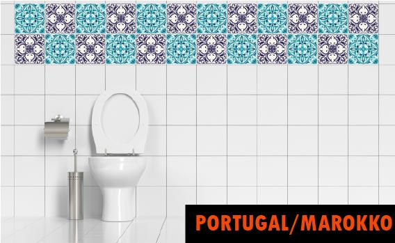 Tegelstickers, tegelstickers badkamer en geboortestickers | Interior ...