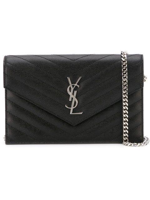 70571e1eb960e Saint Laurent  Monogram  Crossbody Bag in 2019