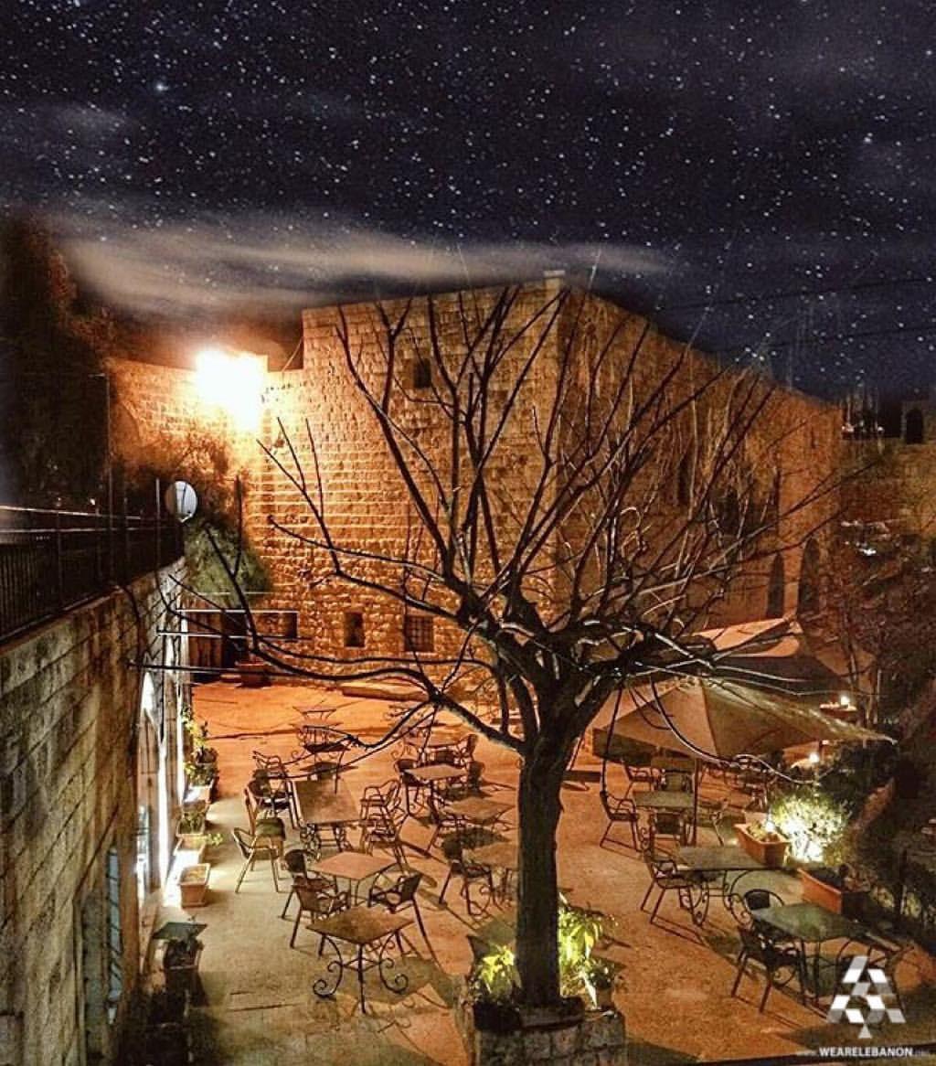 A heavenly place at Deir El Amar By @abyhamed #WeAreLebanon #Lebanon #WeAreLebanon