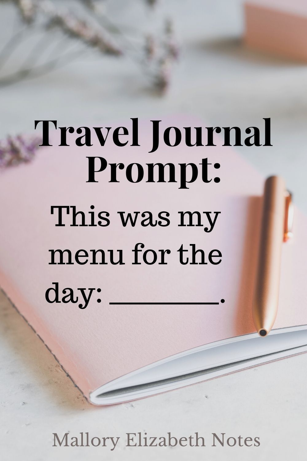 Journal prompts are important for travel journals because they guide what you say about your travels. #journalwritingprompts #traveljournalideas #traveljournalscrapbook #travelersnotebook #traveljournalprompts