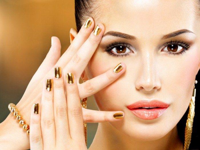 Increíbles ideas de Uñas Efecto Espejo (Tutorial Paso a Paso) nail - uas efecto espejo