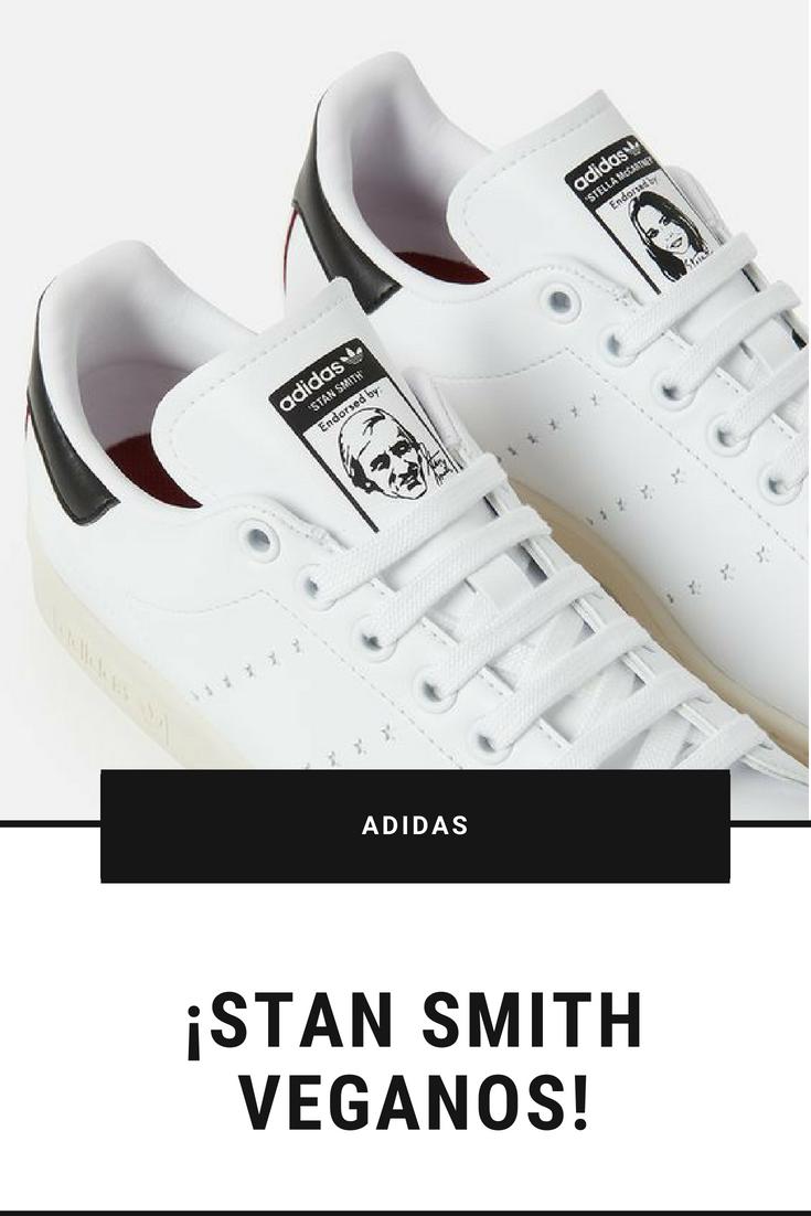 big sale 5e367 f5660 ¡Adidas nos sorprende con los primeros Stan Smith VEGANOS!  adidas   adidasoriginals