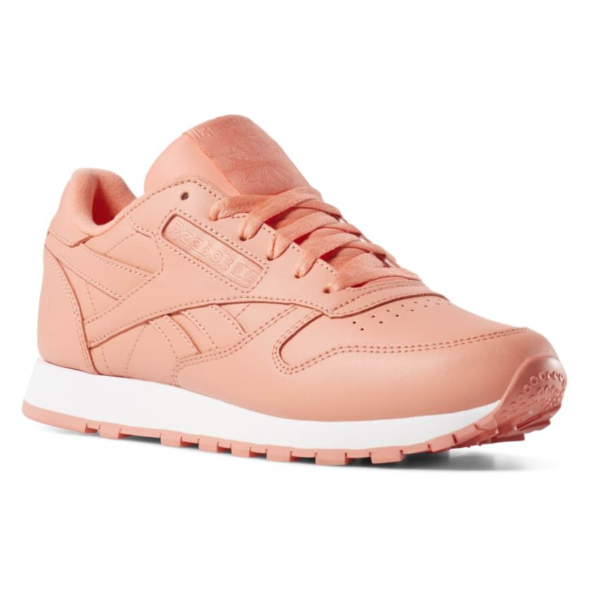 9d5f3bb378 Classic Leather in 2019 | shopping!! | Reebok classic leather pink ...