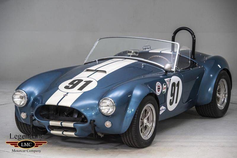 1964 Shelby 289 Cobra Csx2075 Shelbyclassiccars Shelby Cobra For Sale Shelby Cobra Ford Shelby Cobra