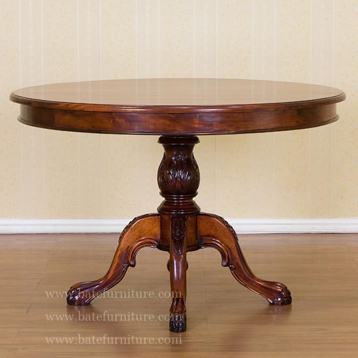 Buy Victorian Loo Table | Mahogany Antique Furniture | Indonesia Furniture