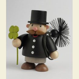 Smoker Chimney sweeper