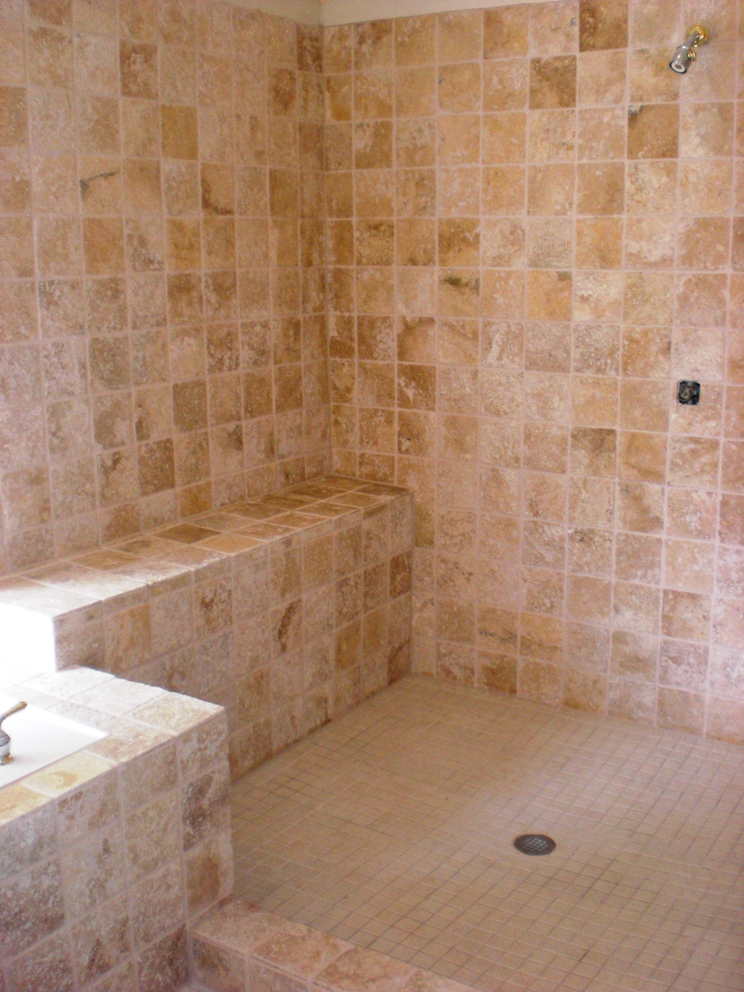 How to Install Bathroom Floor Tile Bathroom tile designs