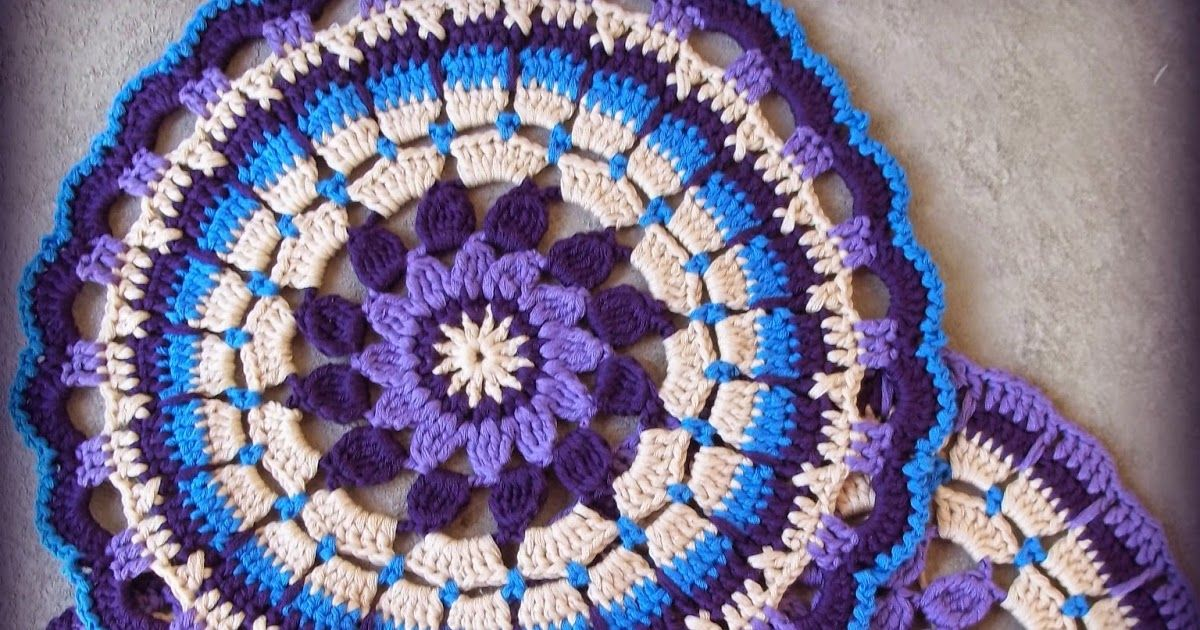 crochet mandala, mandala, coasters, yarnbomb, crochet coasters