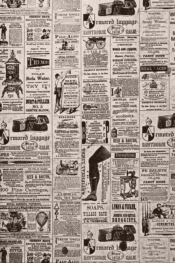 Old Newspaper Template Google Search The Horn Pinterest Old