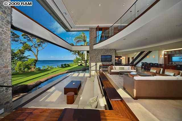 Hawaii Mansions | Mansions U0026 More: Modern Hawaii Mansion With Breathtaking  Views