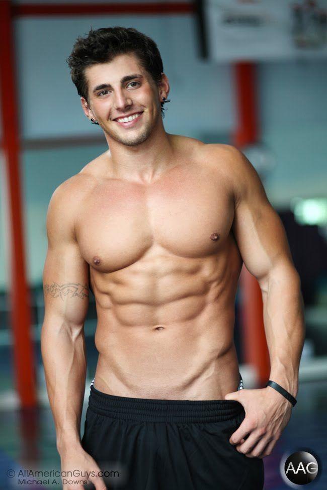 Tyler Anthony All American Guys | Male Model: Tyler ...