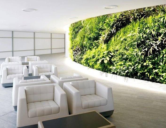 Verticale Tuin Binnen : Verticale tuin binnen tuin inspi pinterest tuin verticale