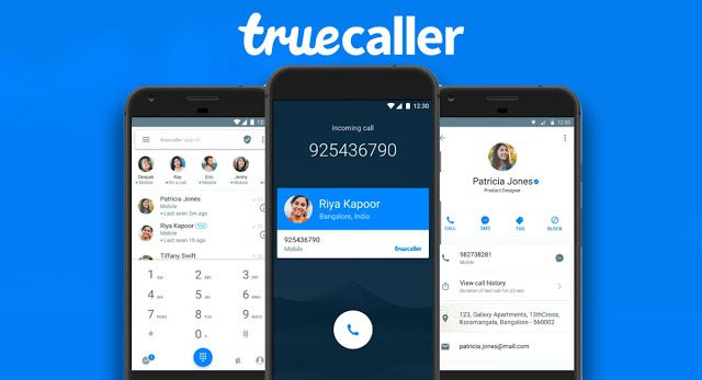 Truecaller is basically a mobile application developed by