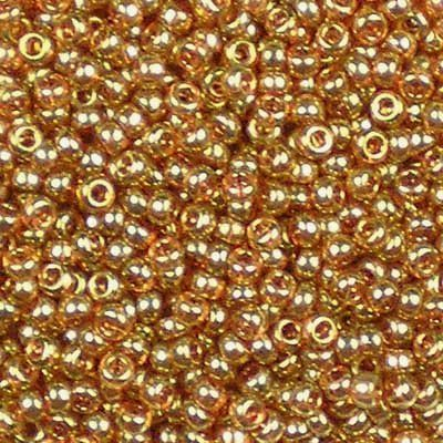28Grams 11//0 Japanese seed beads Bronze AB Luster Glass seed Beads
