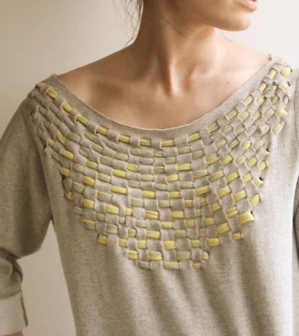 Pinterest Style: 18 DIY Fashion Projects to Bookmark | Divine Caroline