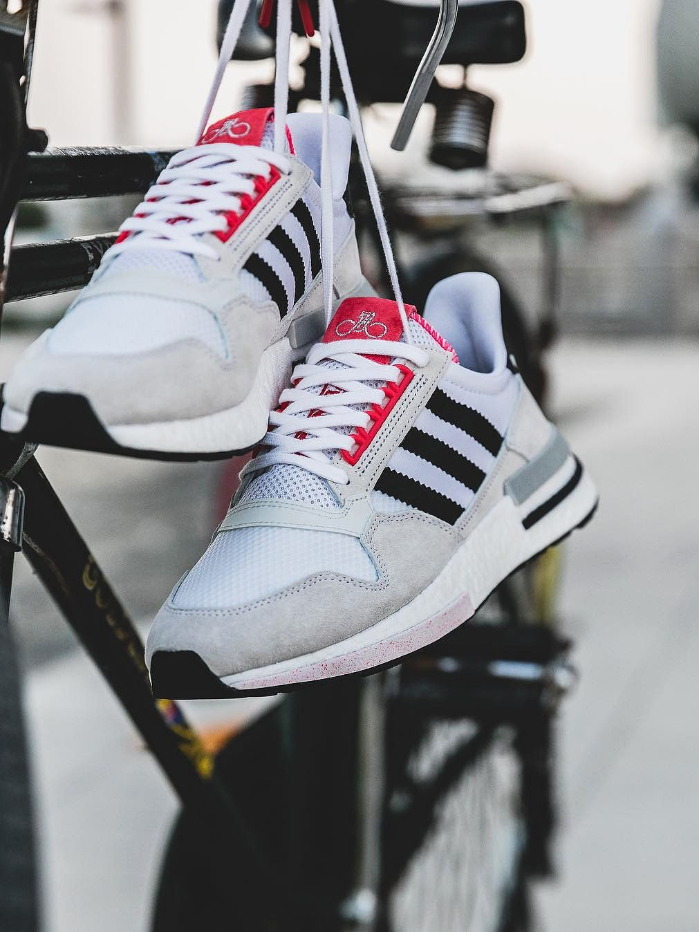 Forever x Adidas ZX500 RM Chinese New Year 2019 (by