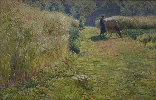 Summer - Emile Claus  1893