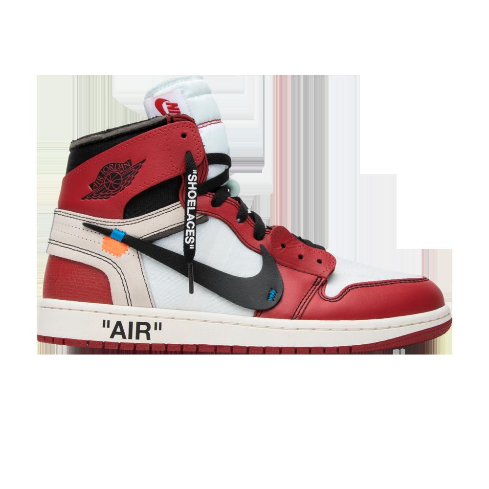 OFFWHITE x Air Jordan 1 Retro High OG 'Chicago' Air