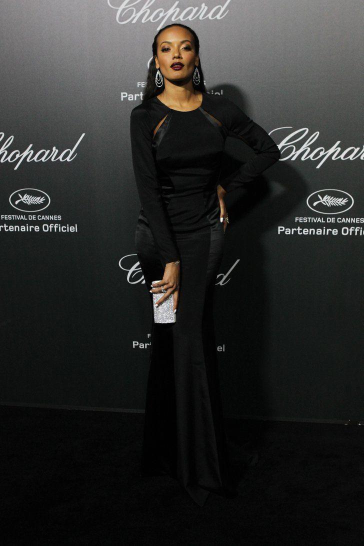 Pin for Later: Adriana, Alessandra, Suki und andere Supermodels feiern in Cannes mit Chopard