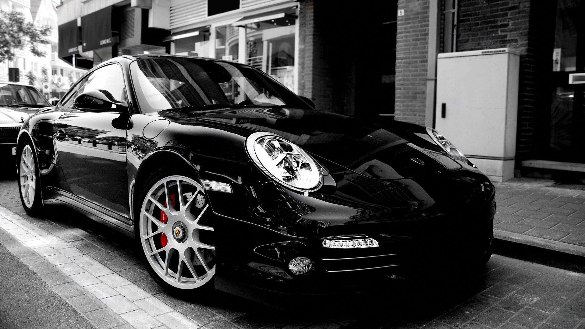 The Porsche Cayman As First Introduced In 2006 With The Gt4 Model Being Porschecaymangt4tuning Black Porsche Porsche 997 Turbo Porsche