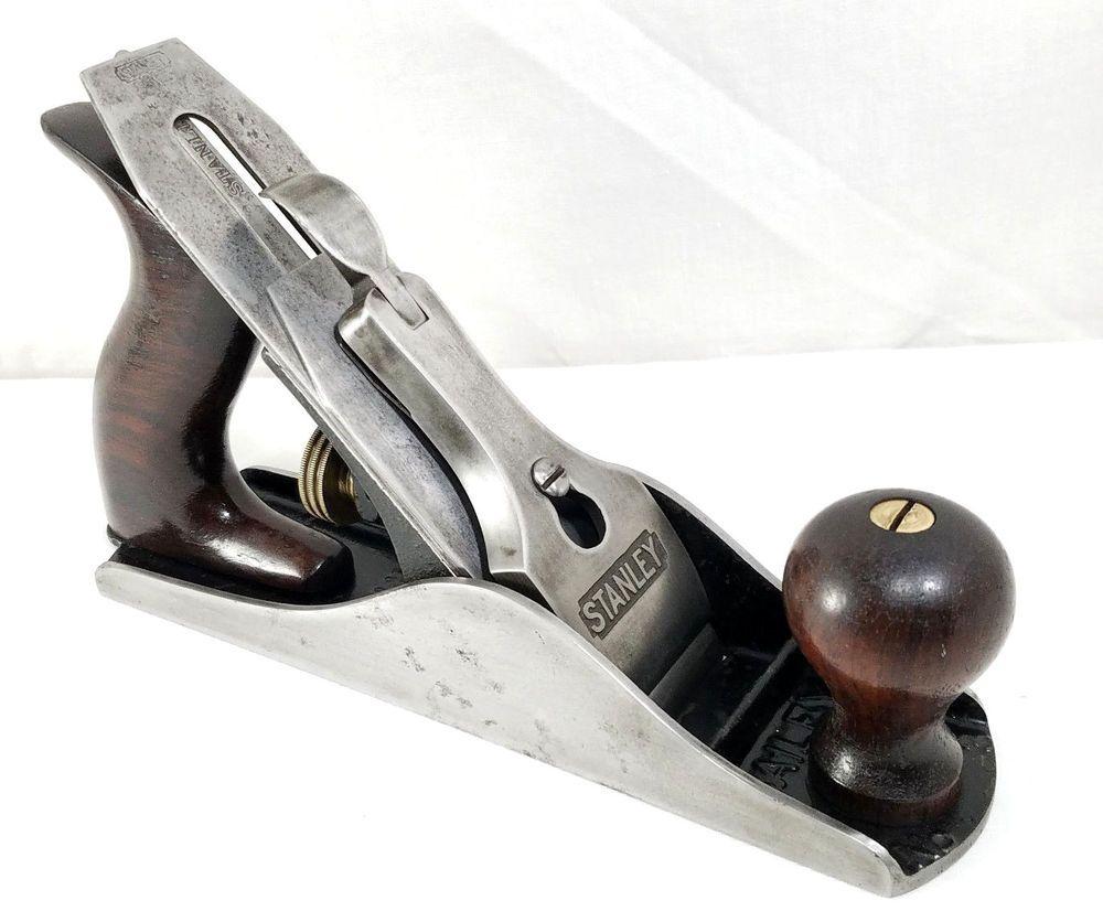 Dating Vintage Stanley tools
