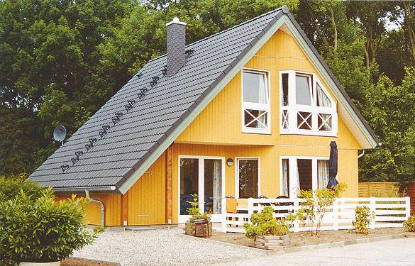 Skandinavischer bungalow  Danhaus Skandinavischer Wohnkomfort3 - Houses - A-Frame Swiss ...