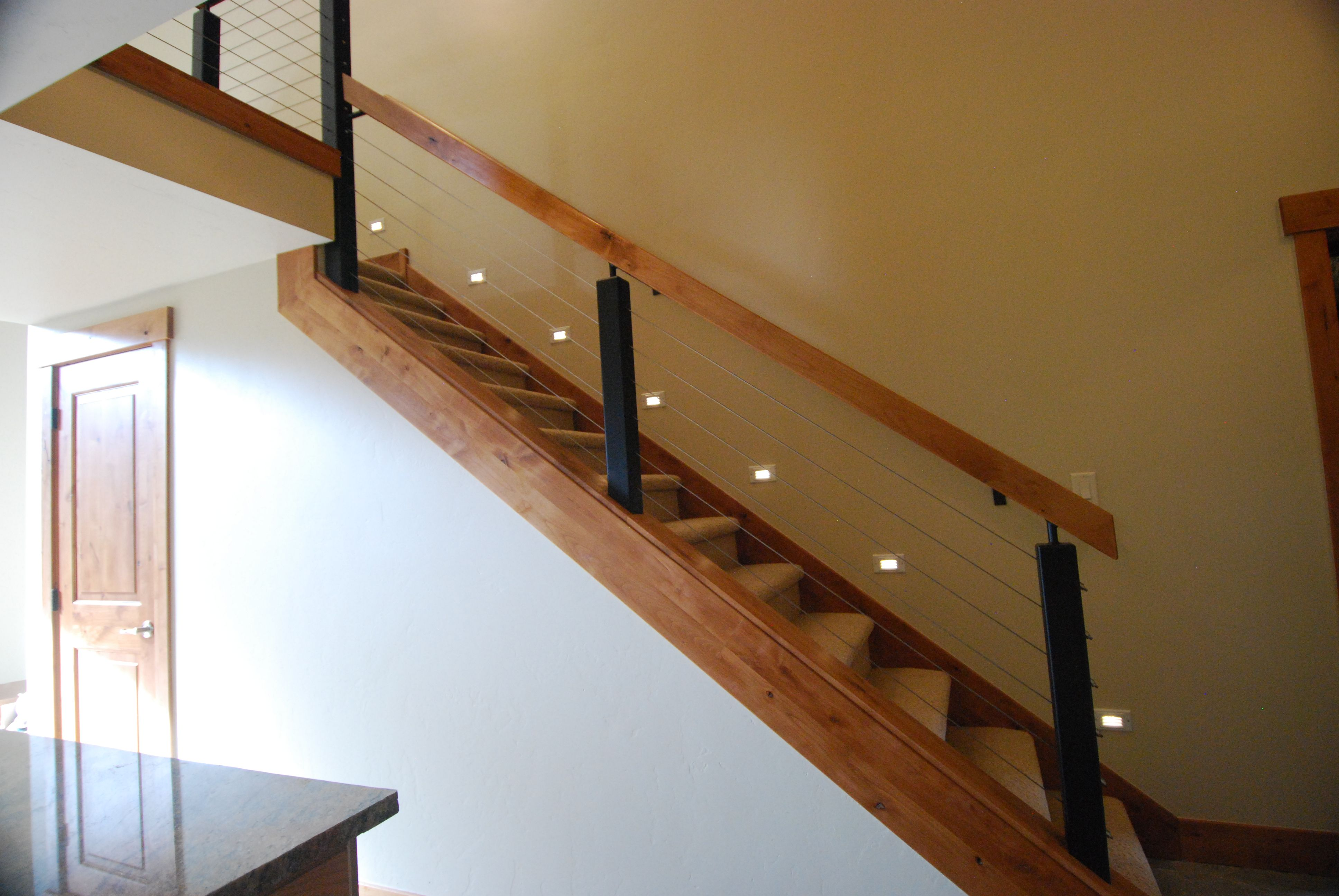 Best Modern Wood Stair Railings Google Search Stairs 400 x 300