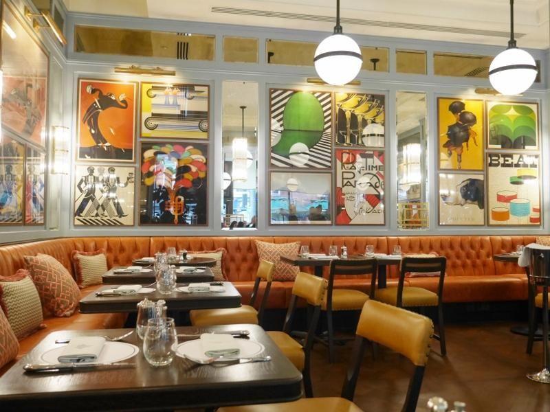 The Ivy Restaurant Leeds Life Styled By Jennie House Design Kitchen Ivy Restaurant Stools For Kitchen Island