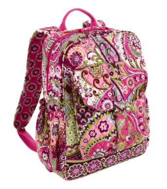 backpack | Vera Bradley great for hiking around London