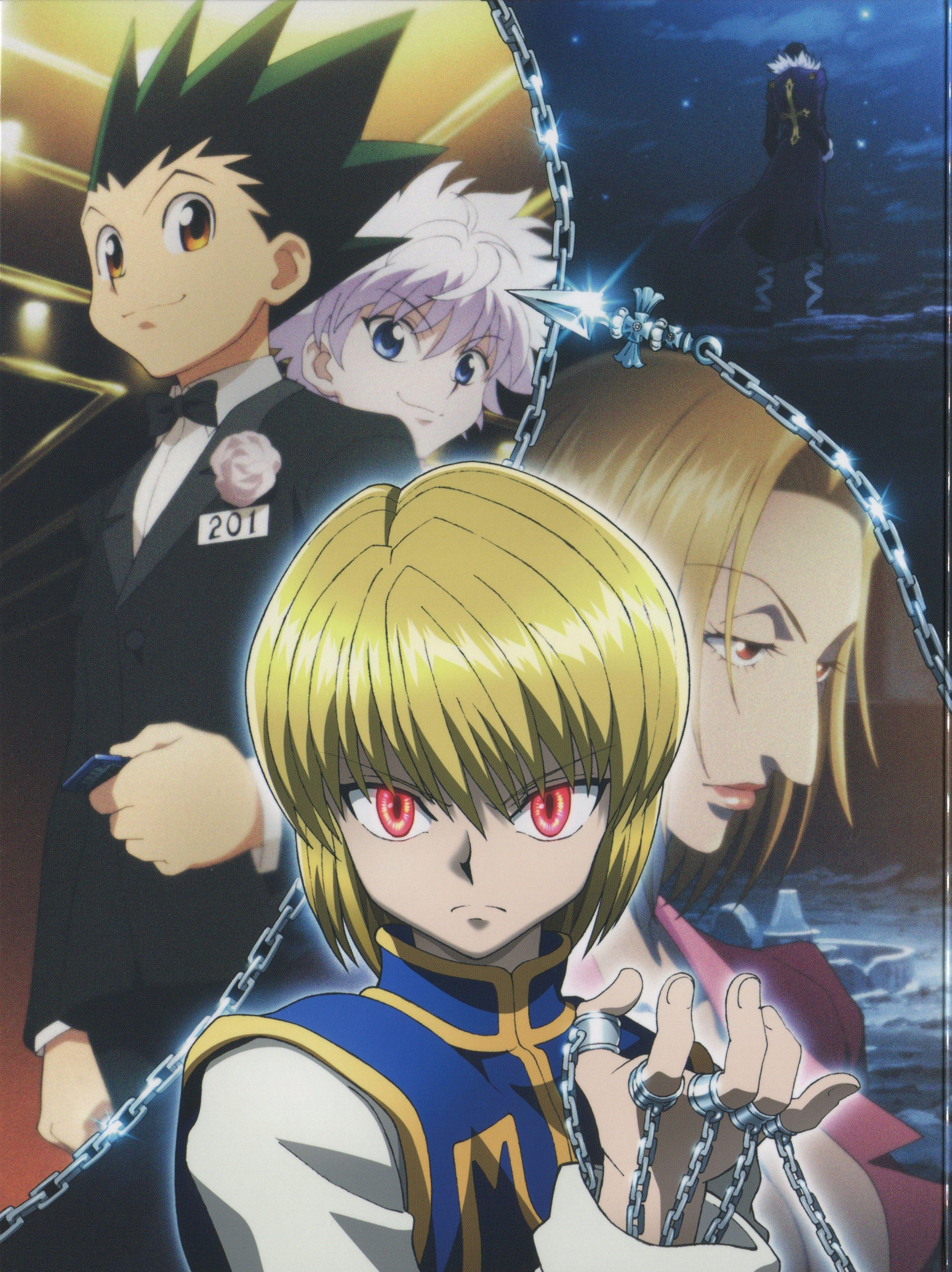 Hunter x Hunter/1840530 Hunter x hunter, Hunter anime