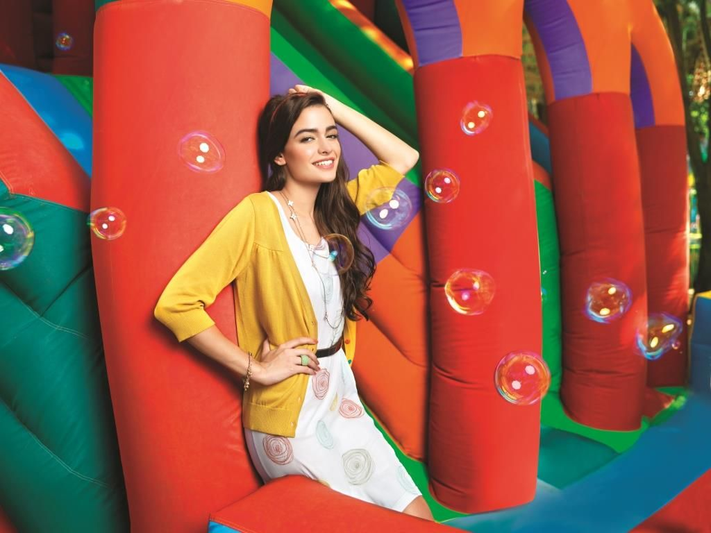 Bombay High's all new Carnival collection! #SpringSummer