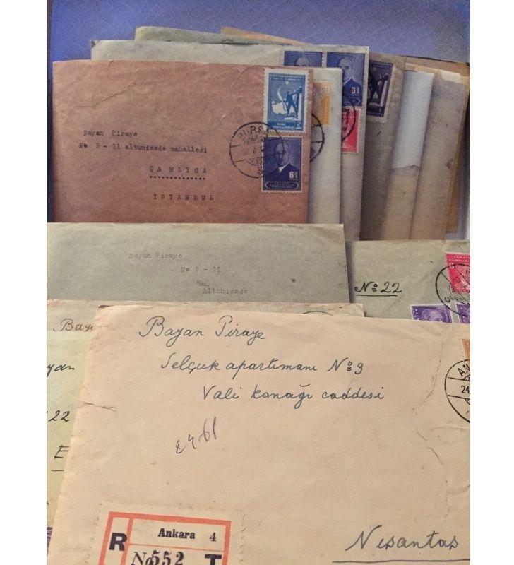 Nazım'dan Piraye'ye Ruhunuza Dokunacak 20 Mektup...