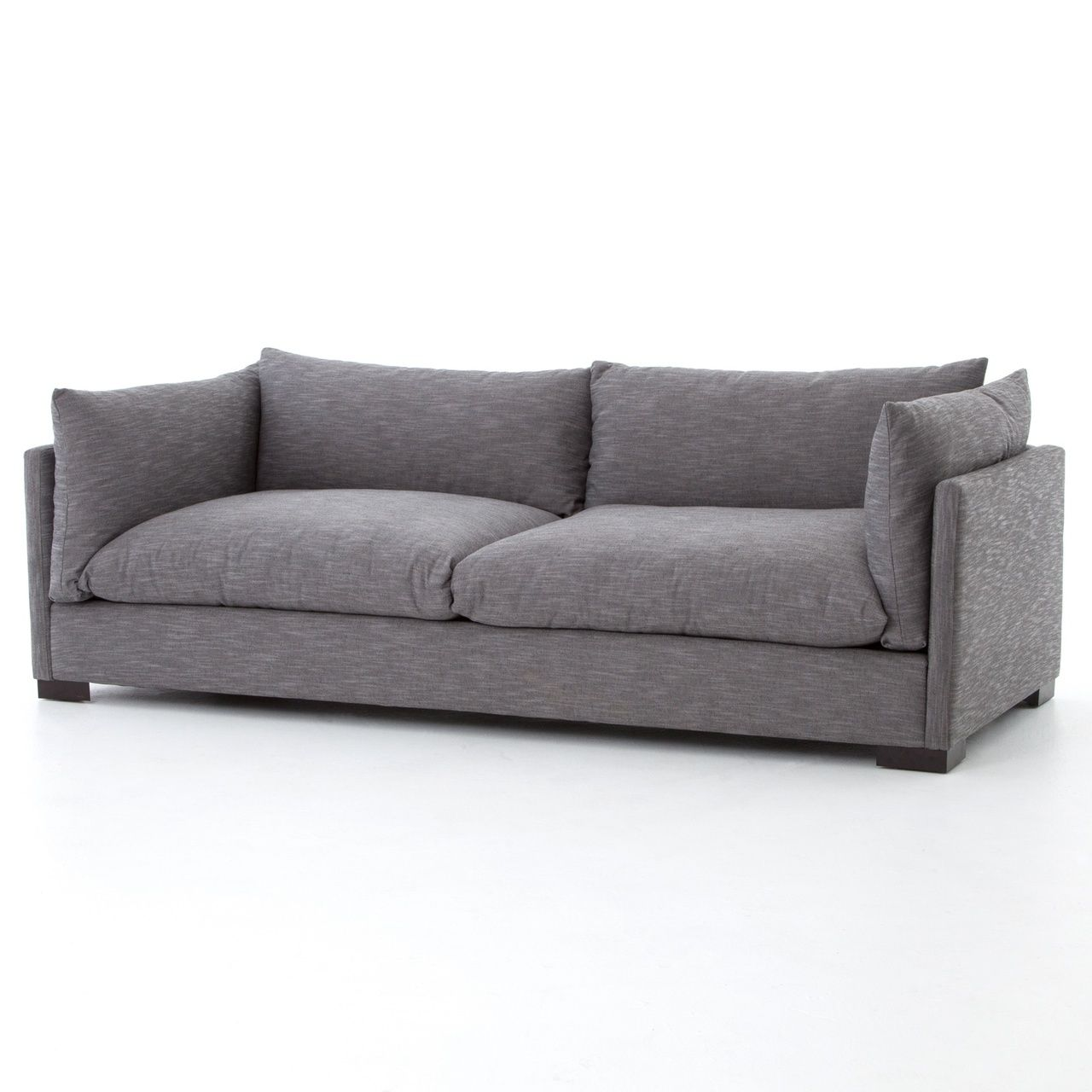 Westworld Loft Gray Silver Lounge Sofa 90 Lounge Sofa Pallet Furniture Wood Sofa
