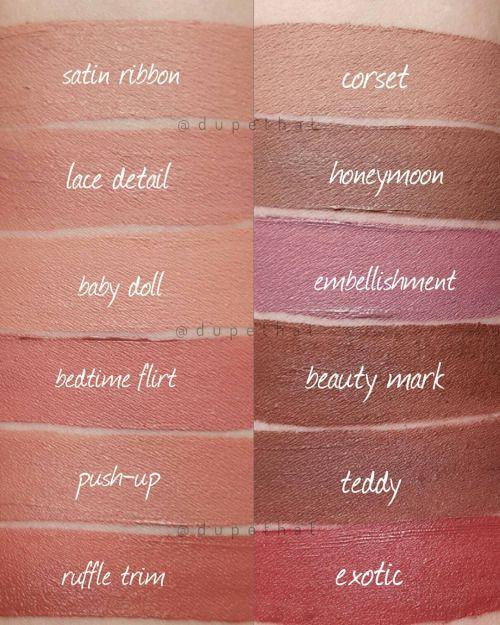 ebf6ac394 NYX Lip Lingerie Liquid Lipstick