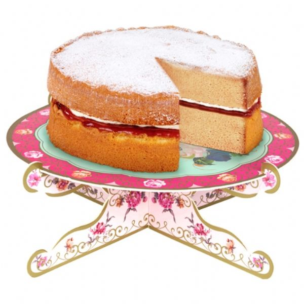 This website has tons of tea party type stuff, sweet supplies, plates napkins etc.