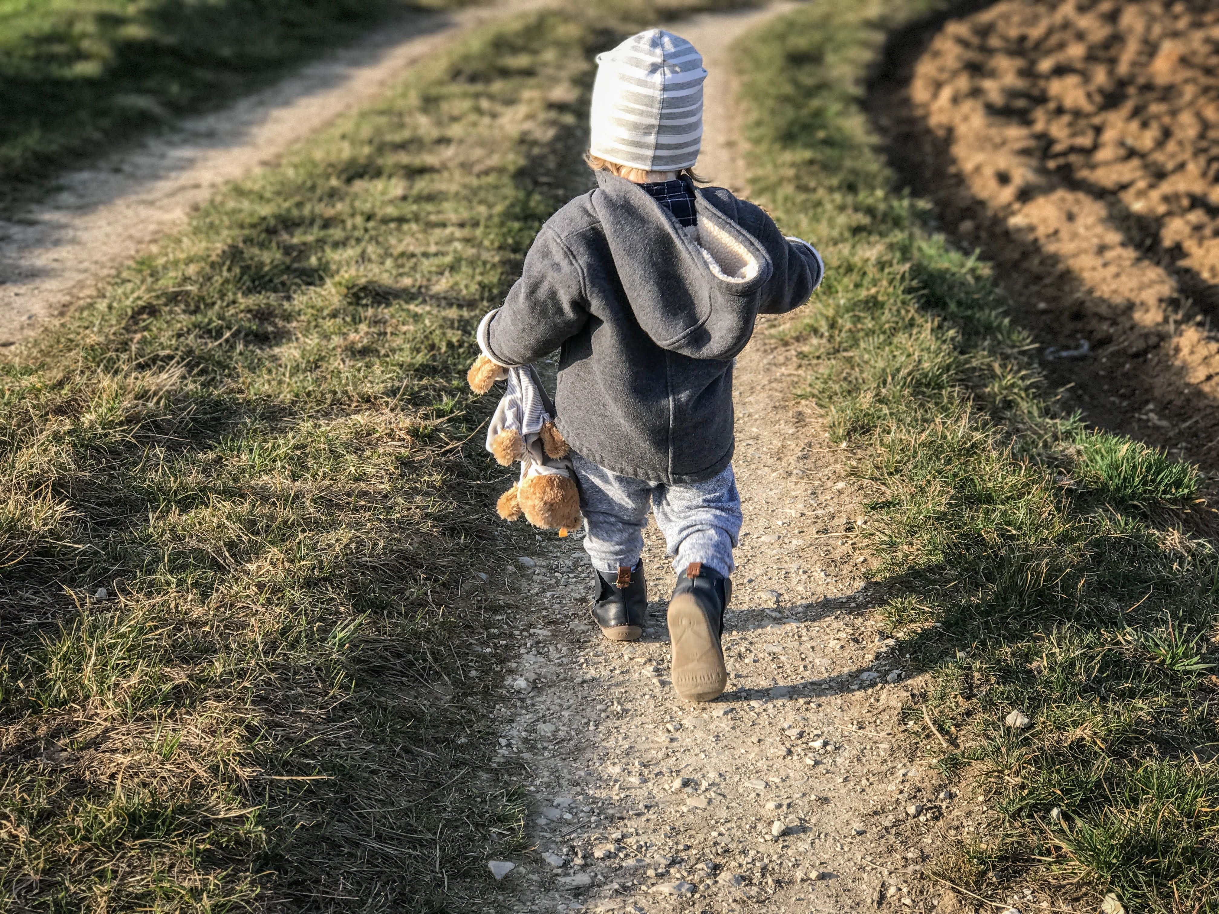 Willensstarke Kinder