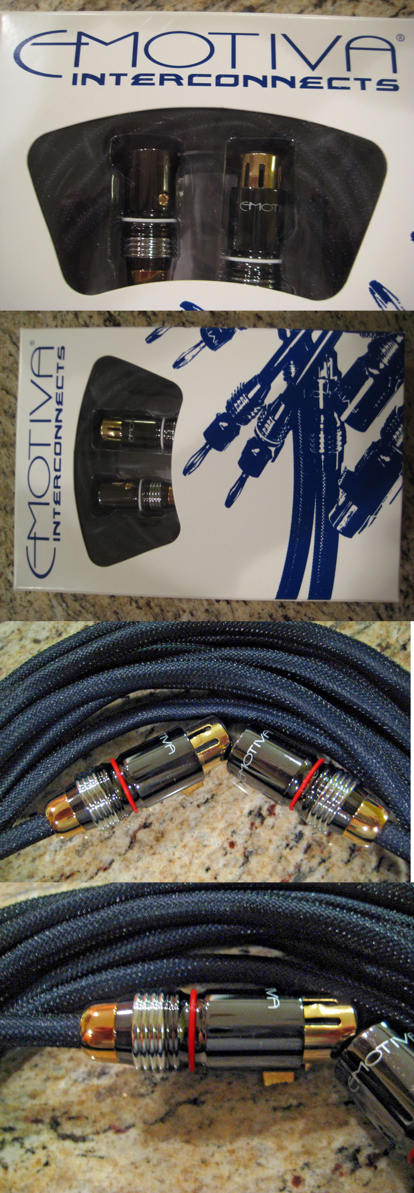 Audio Cables and Interconnects: Emotiva Xlr Balanced Audio Cable ...