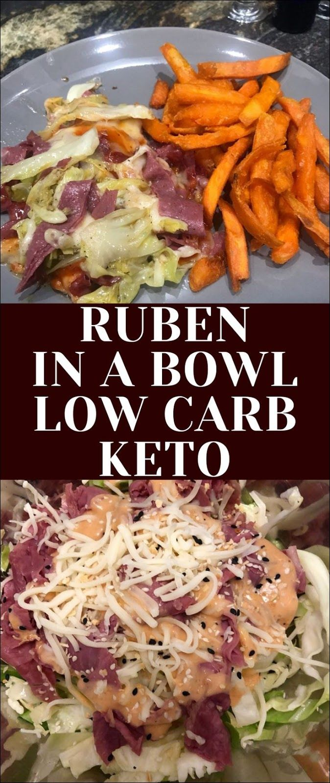 Ruben In A Bowl Low Carb Keto Beef Recipe Low Carb Low Carb Leftover Corned Beef Recipe