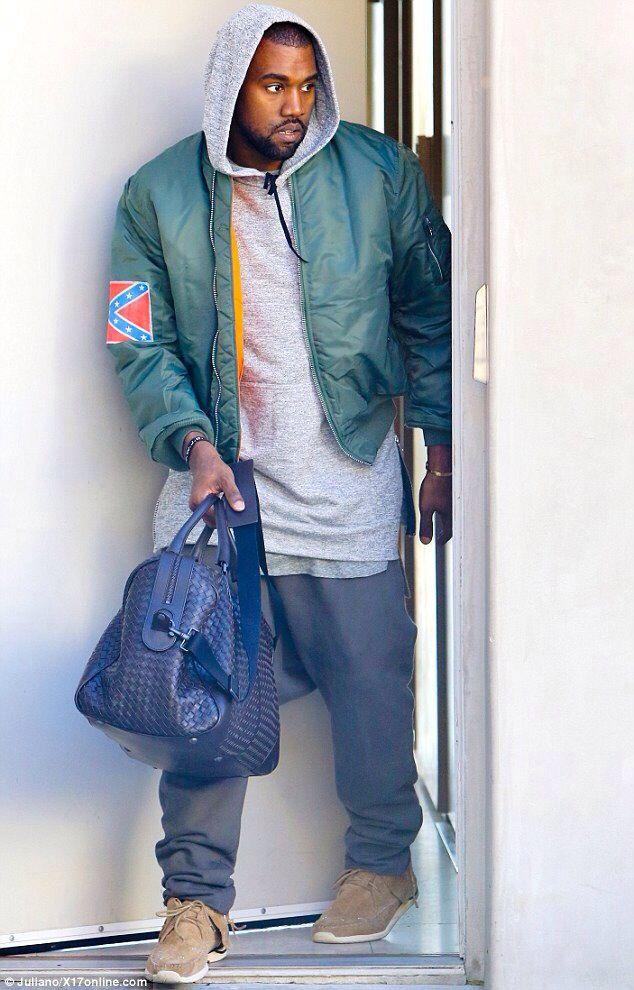 Kanye West Street Style Kanye West Mens Style Guide Kanye