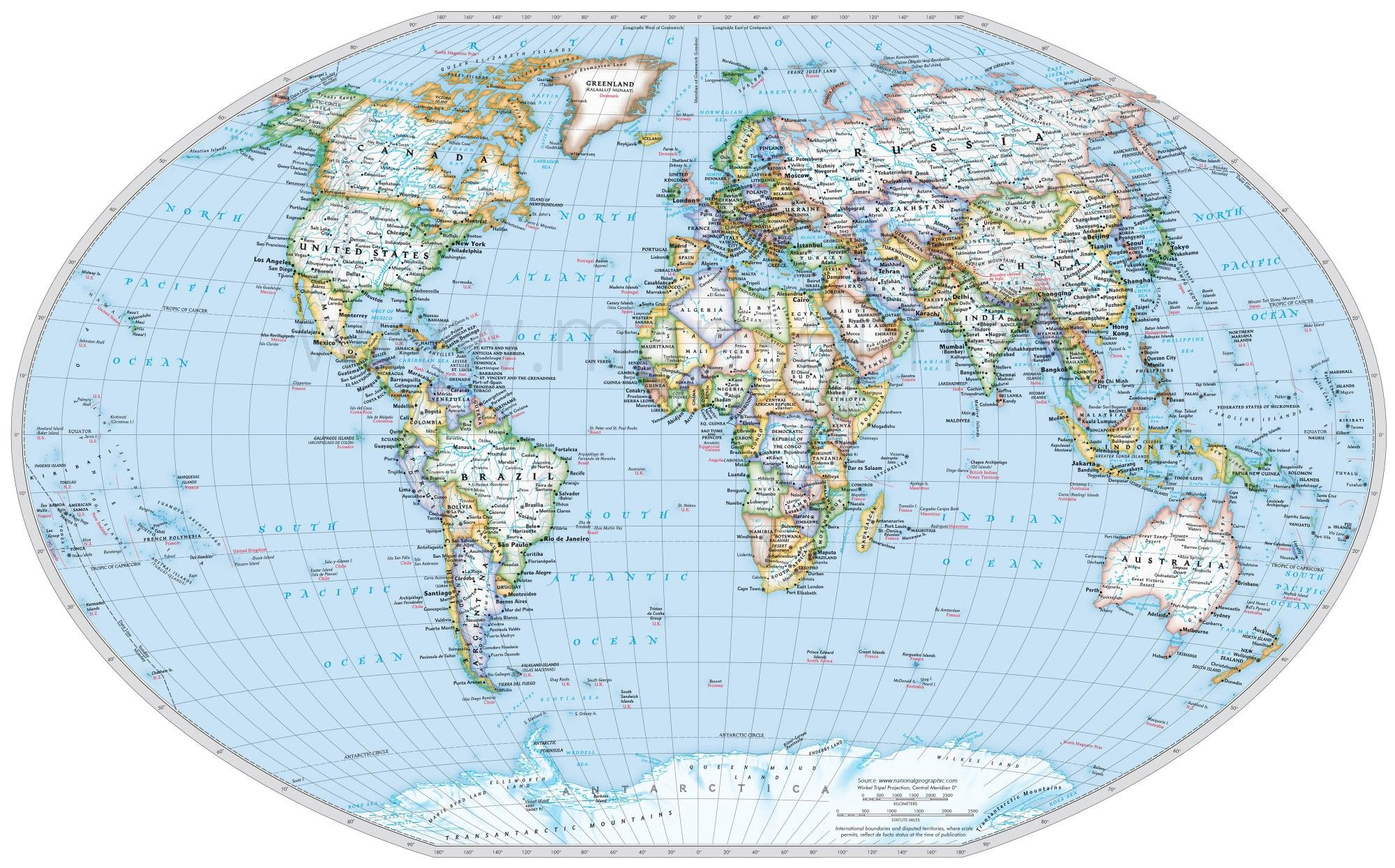 Pin by radialv on world map pinterest explore world political map 7 continents and more gumiabroncs Image collections