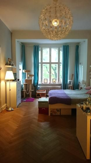 Wg Einrichtungsideen buntes wg zimmer eigenes bad balkon wg berlin charlottenburg