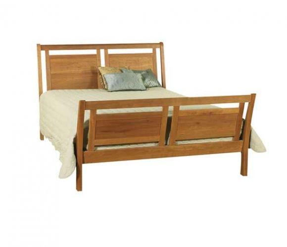 Vermont Made Furniture Platform Bed, Vermont Made Furniture