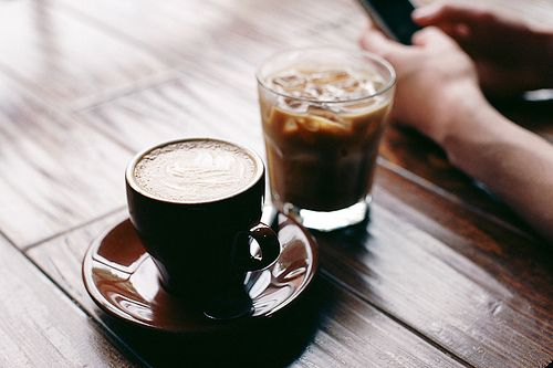 Hot Yummy And Coffee Image On We Heart It Blue Bottle Coffee Coffee Obsession Coffee Photography