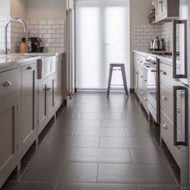 Large Rectangular Floor Tile Is One Of The Hottest Flooring Trends Stunning Rectangular Tile At L Galley
